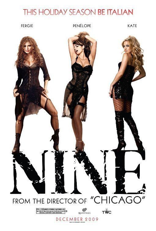 <strong><em>Nine</em></strong> Poster #3
