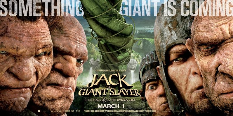jack and the Giant Slayer Banner 1