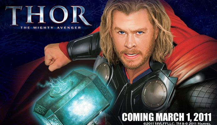 <strong><em>Thor</em></strong> Promos #2