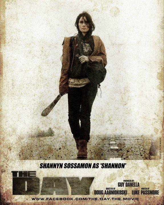 <strong><em>The Day</em></strong> Shannyn Sossamon Character Poster