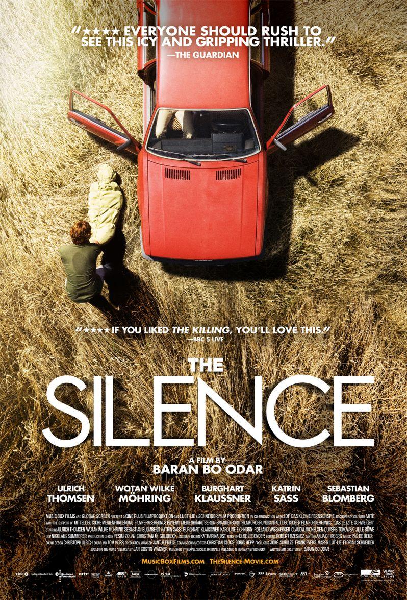 <strong><em>The Silence</em></strong> Poster
