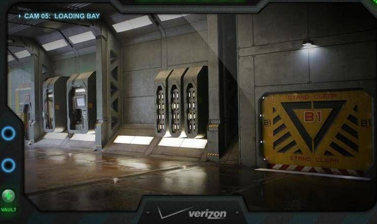 Verizon <strong><em>Prometheus</em></strong> Photo #12
