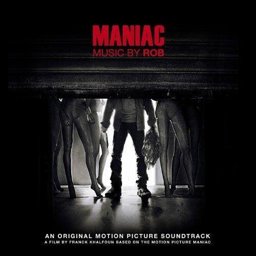 <strong><em>Maniac</em></strong> Soundtrack Cover Art