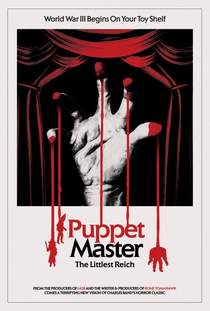 <strong><em>Puppet Master: The Littlest Reich</em></strong> Poster