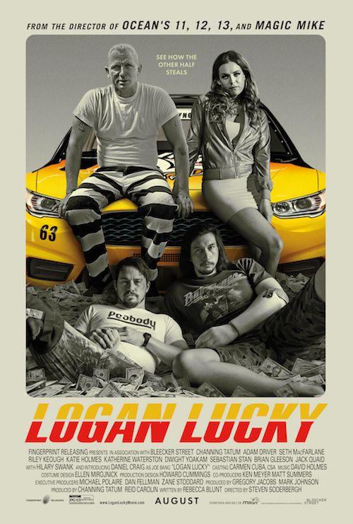 <strong><em>Logan Lucky</em></strong> Poster