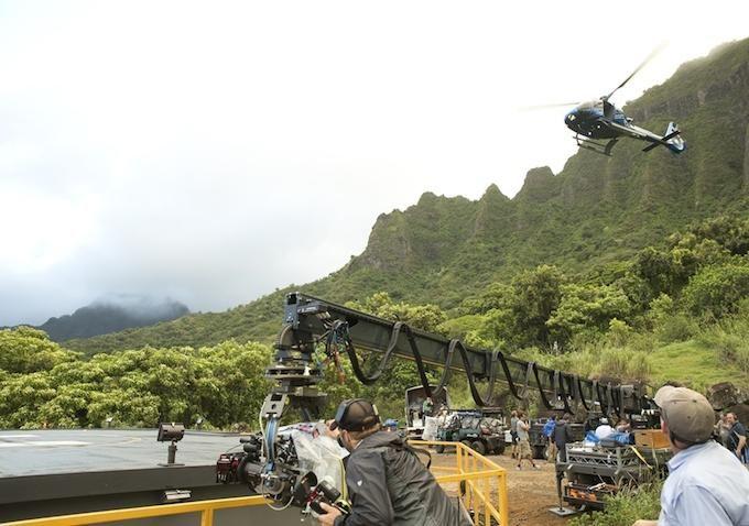<strong><em>Jurassic World</em></strong> Set Photo 7