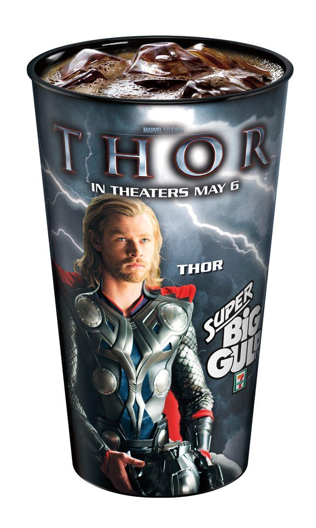 <strong><em>Thor</em></strong> Slurpee Photos #5