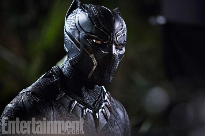 <strong><em>Black Panther</em></strong> photo 1