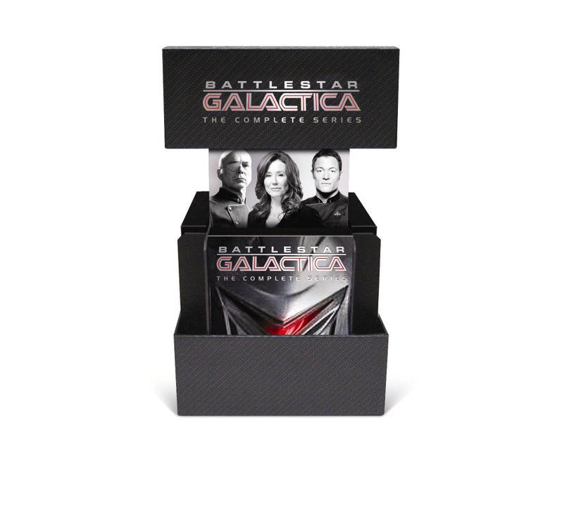 Battlestar Galactica: The Complete Series DVD Blu-ray #1
