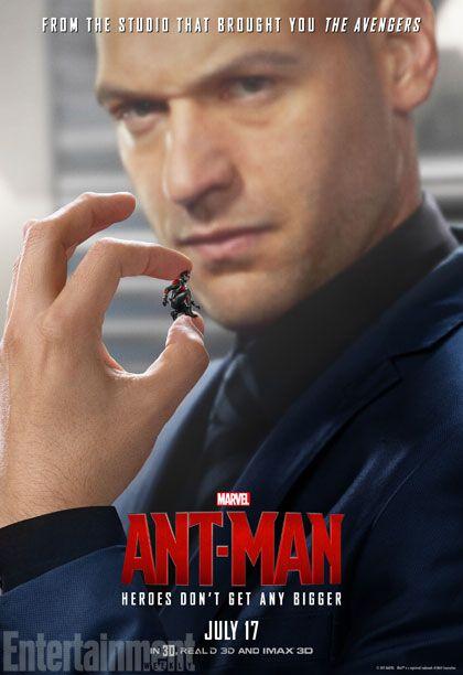 <strong><em>Ant-Man</em></strong> Yellowjacket Poster
