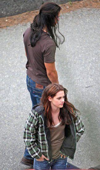 The Twilight Saga's New Moon Set Photo #3