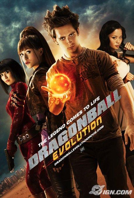 <strong><em>Dragonball Evolution</em></strong> Poster #1