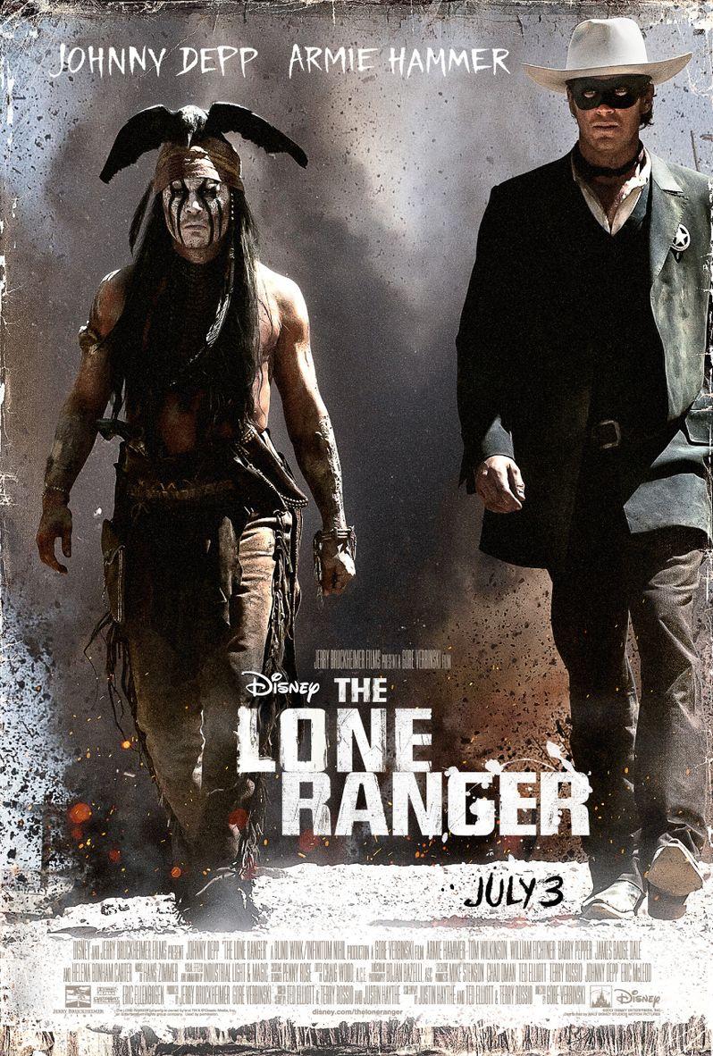 <strong><em>The Lone Ranger</em></strong> Poster 2