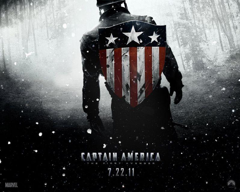 <strong><em>Captain America: The First Avenger</em></strong> Wallpaper #4