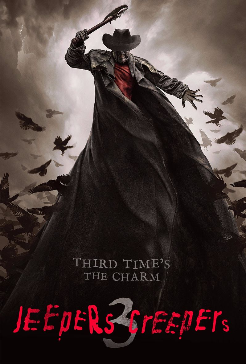 <strong><em>Jeepers Creepers 3</em></strong> poster
