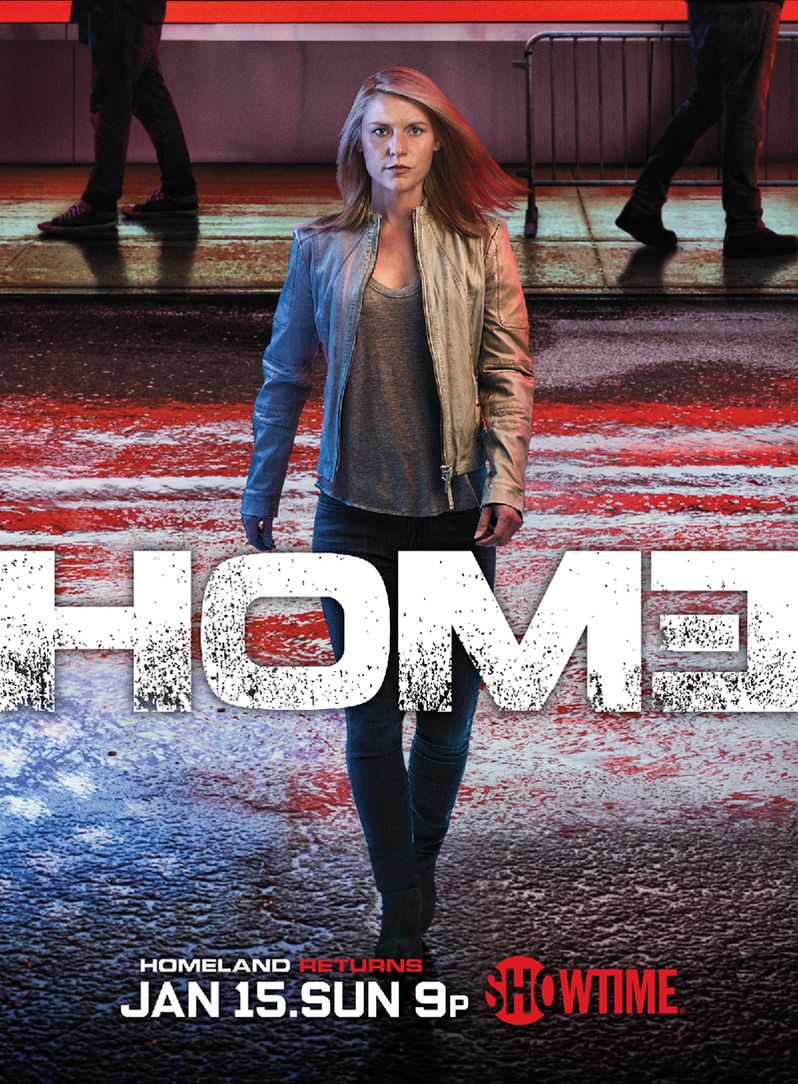<strong><em>Homeland</em></strong> Season 6 Poster