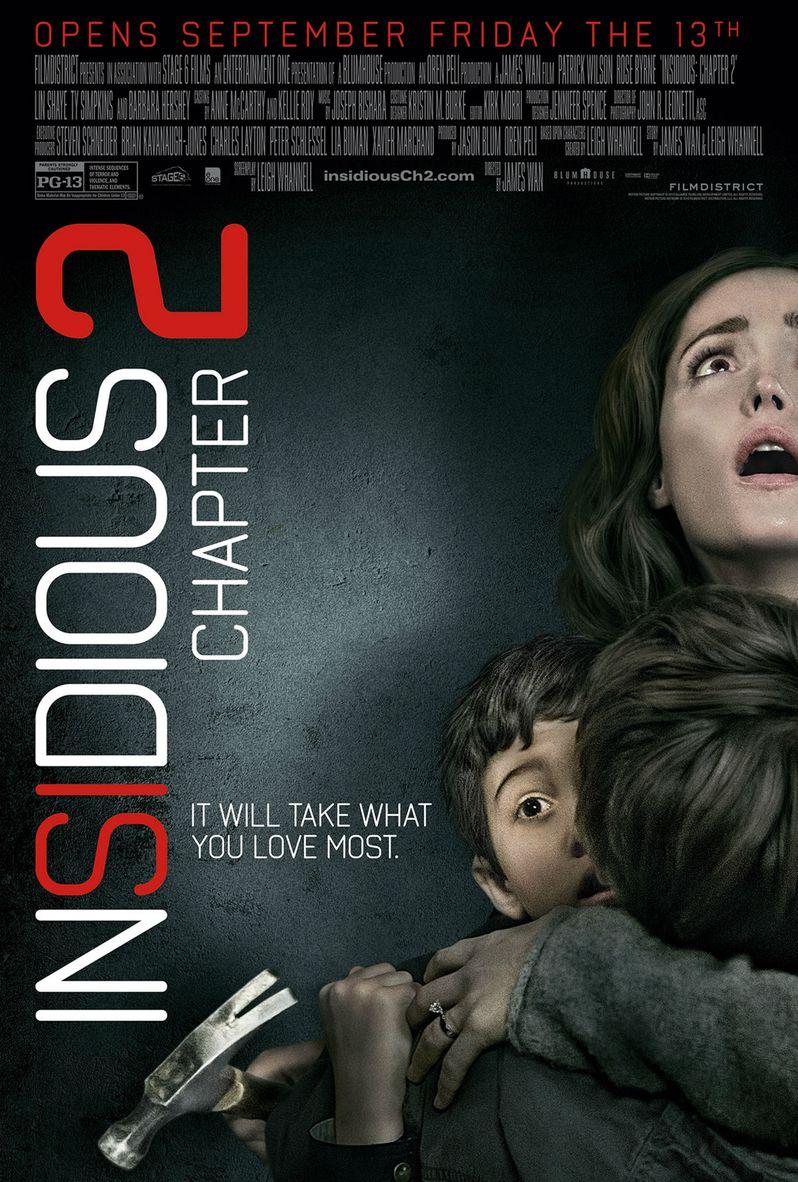 <strong><em>Insidious Chapter 2</em></strong> Poster
