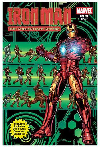 Iron Man Borders Exclusive