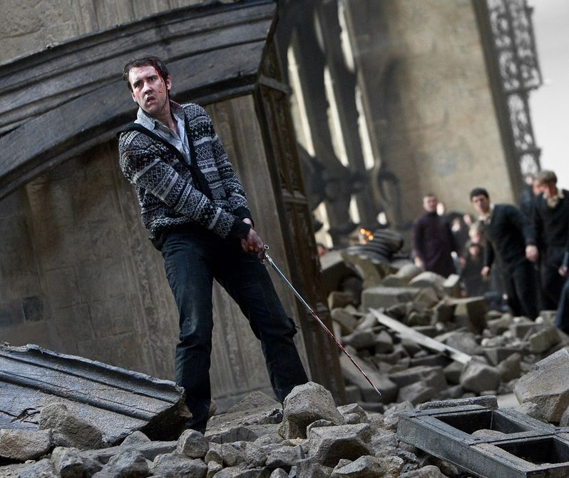 Neville Longbottom in <strong><em>Harry Potter and the Deathly Hallows - Part 2</em></strong>