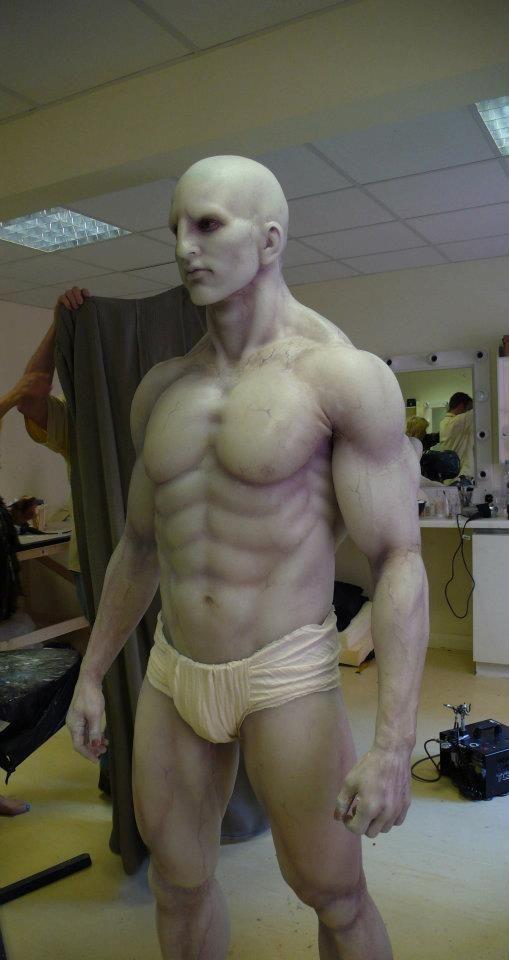 <strong><em>Prometheus</em></strong> Behind-the-Scenes Photo #4