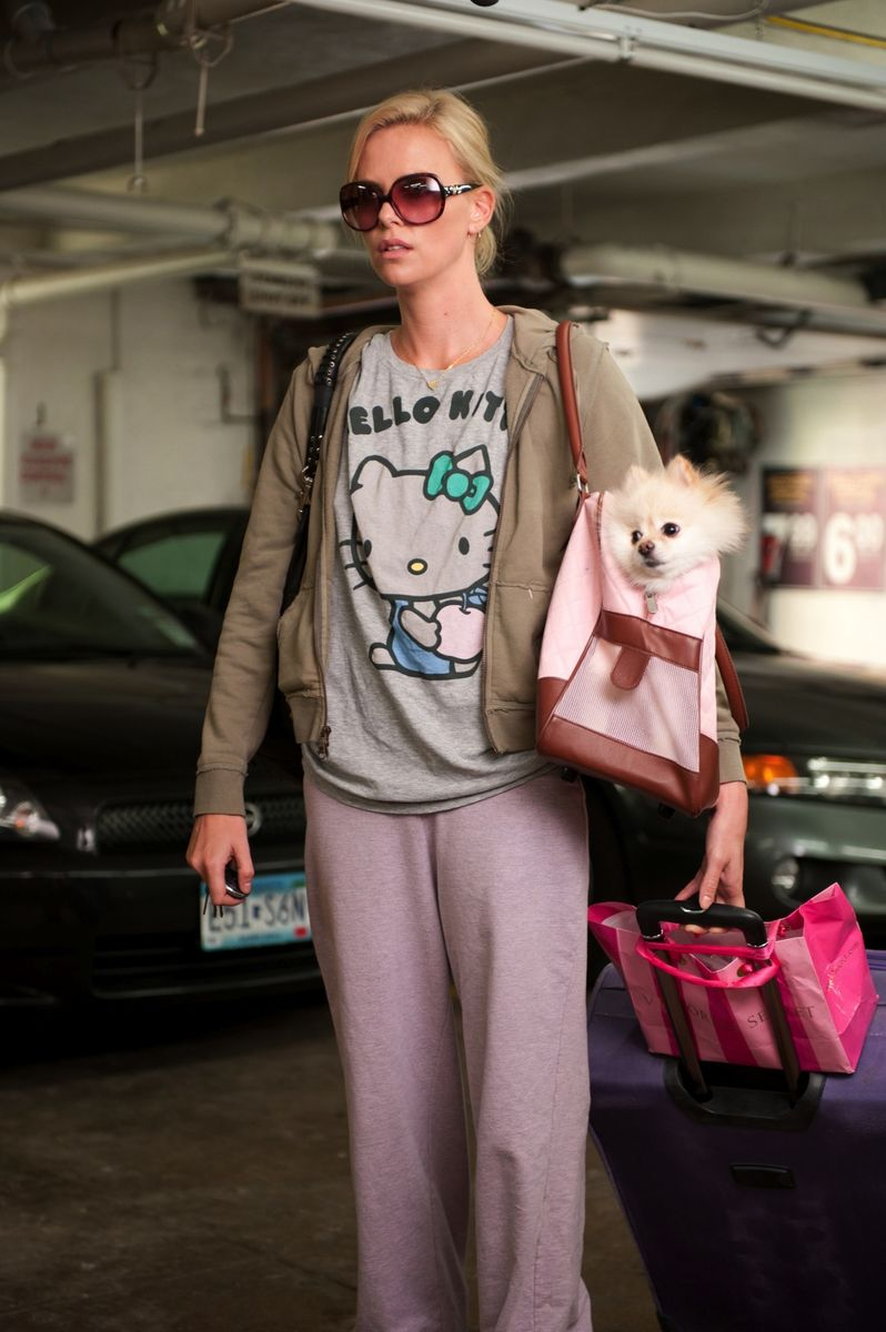 Charlize Theron in <strong><em>Young Adult</em></strong>