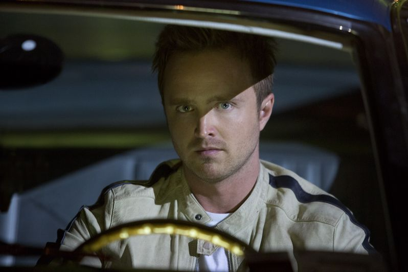 Aaron Paul and director Scott Waugh take us through the stunts of <strong><em>Need for Speed</em></strong>