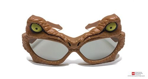<strong><em>Jurassic World</em></strong> 3D Glasses Photo 4