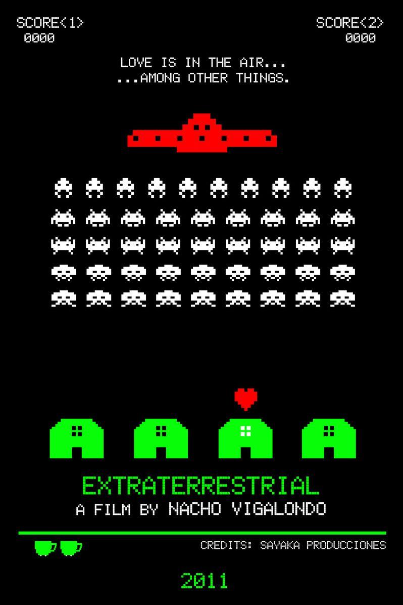 <strong><em>Extraterrestrial</em></strong> Poster #1