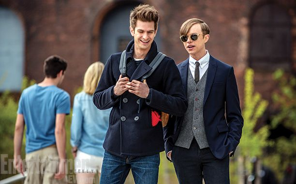 <strong><em>The Amazing Spider-Man 2</em></strong> Entertainment Weekly Photo
