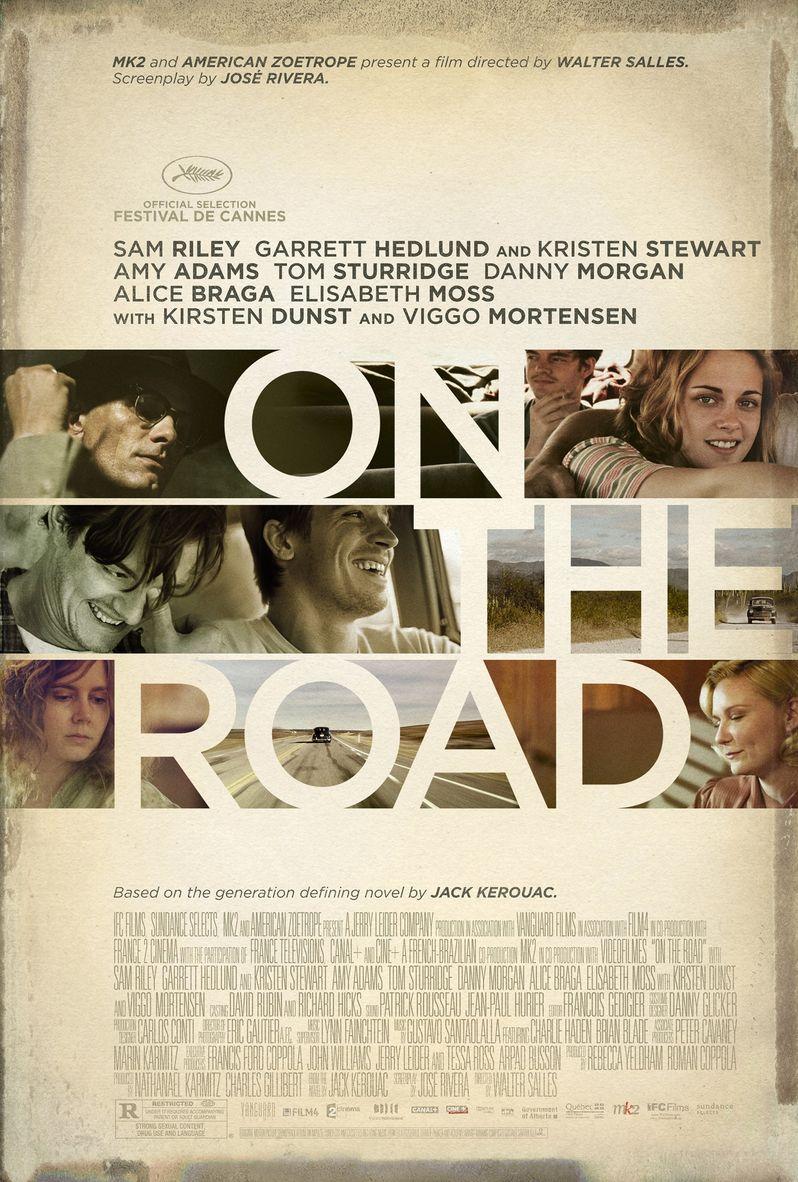 <strong><em>On the Road</em></strong> Poster