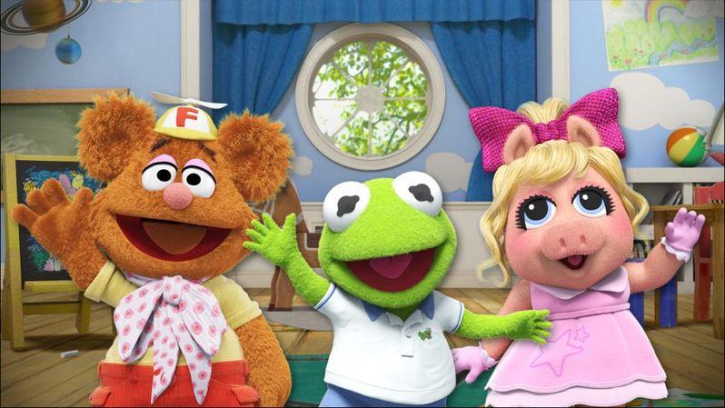 <strong><em>Muppet Babies</em></strong> - Season 1 photo 1