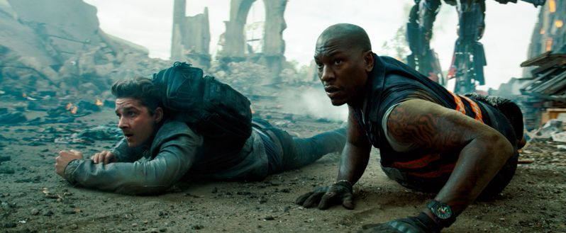 Tyrese Gibson Talks <strong><em>Transformers: Dark of the Moon</em></strong>