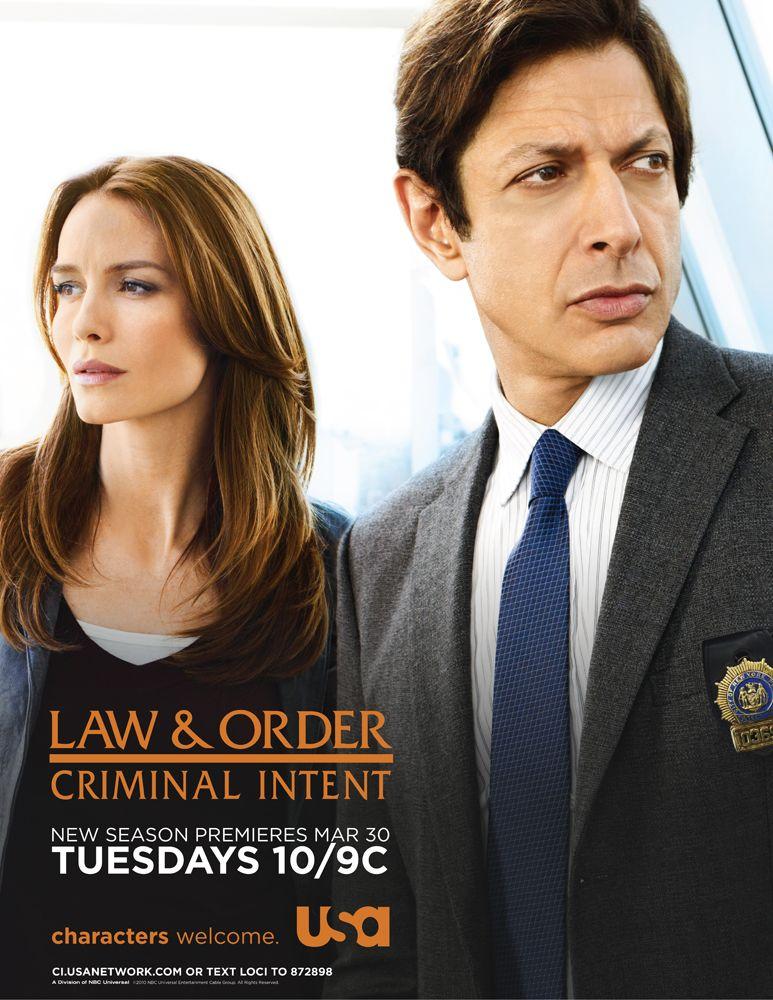 Win big from <strong><em>Law & Order: Criminal Intent</em></strong>