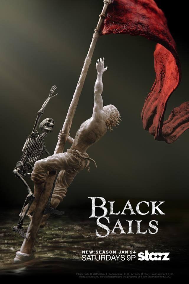 <strong><em>Black Sails</em></strong> Season 2 Promo Art