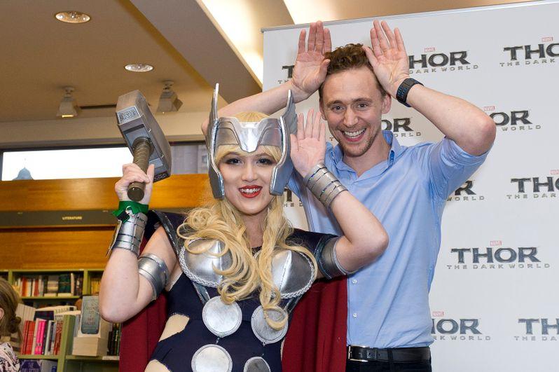 Thor The Dark World International Tour 10