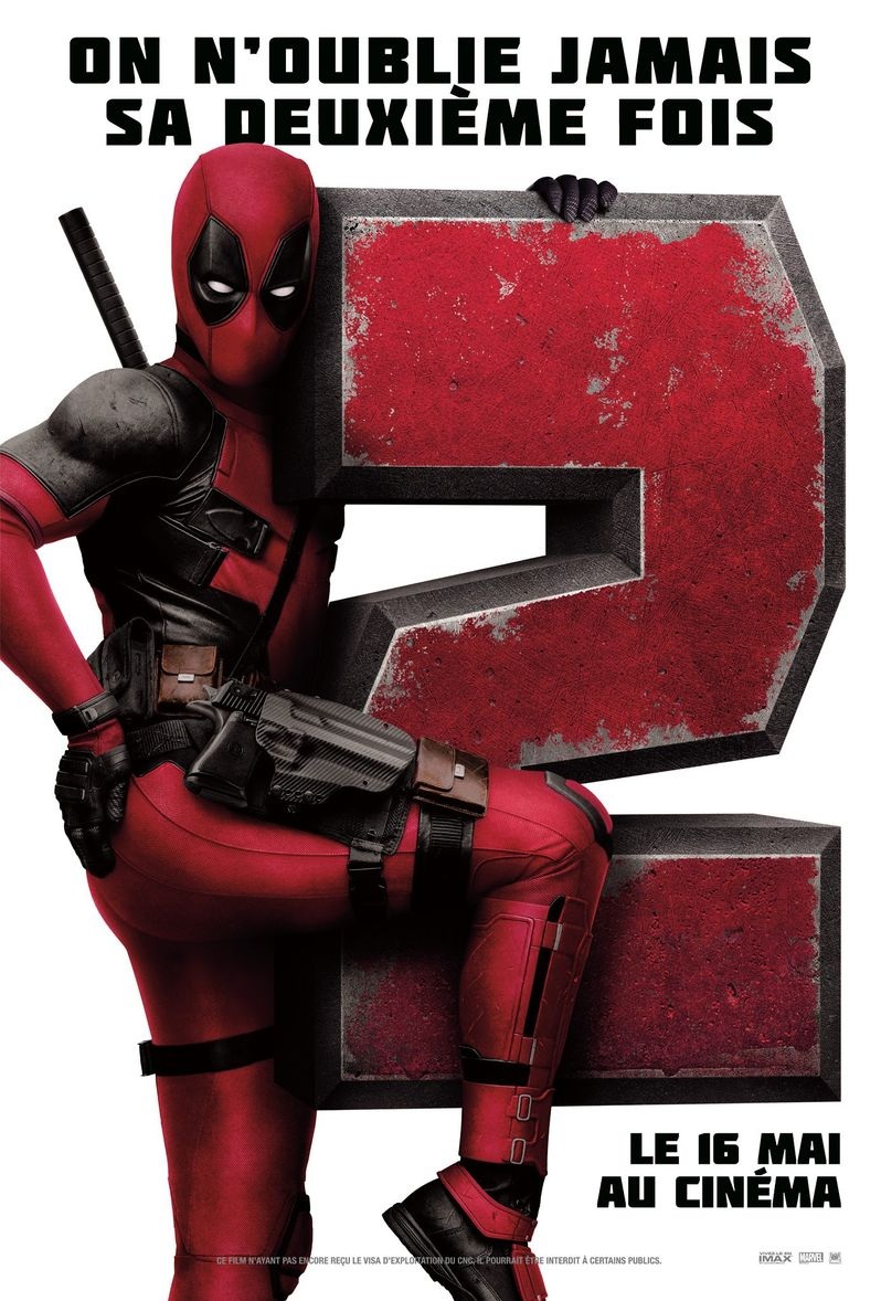 <strong><em>Deadpool 2</em></strong> international booty poster