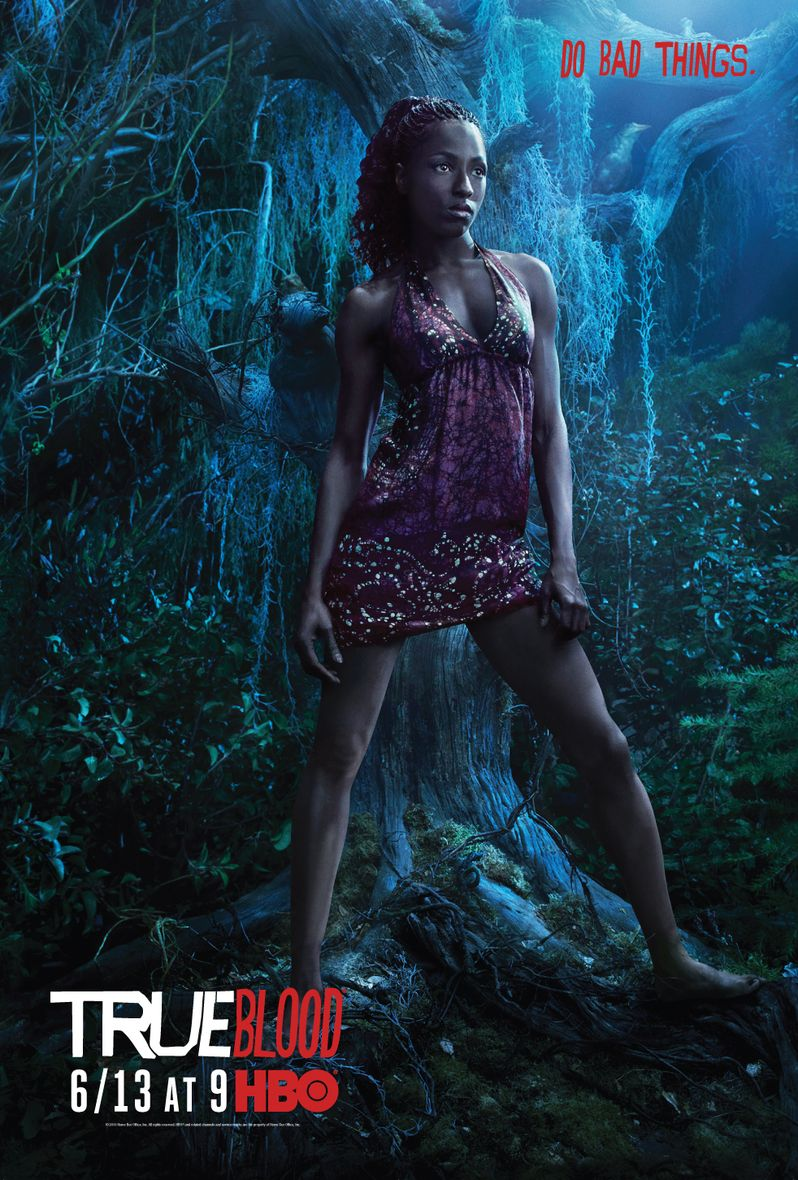 <strong><em>True Blood</em></strong> Character Promo: Tara