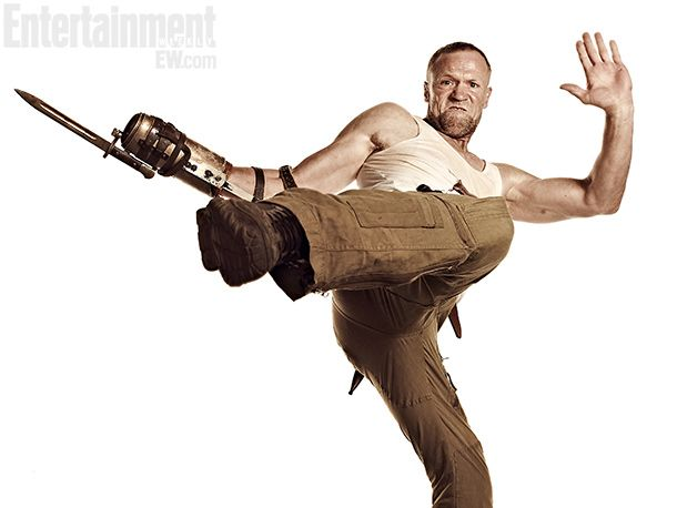 <strong><em>The Walking Dead</em></strong> Season 3 Character Portrait #4