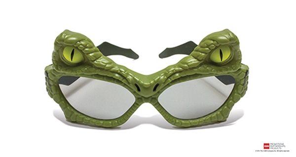 <strong><em>Jurassic World</em></strong> 3D Glasses Photo 2