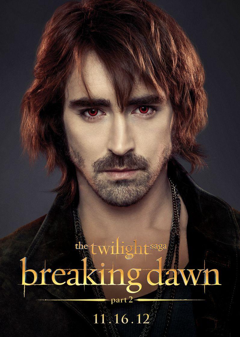 <strong><em>The Twilight Saga: Breaking Dawn - Part 2</em></strong> Garrett Poster