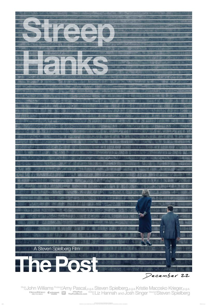 <strong><em>The Post</em></strong> movie poster