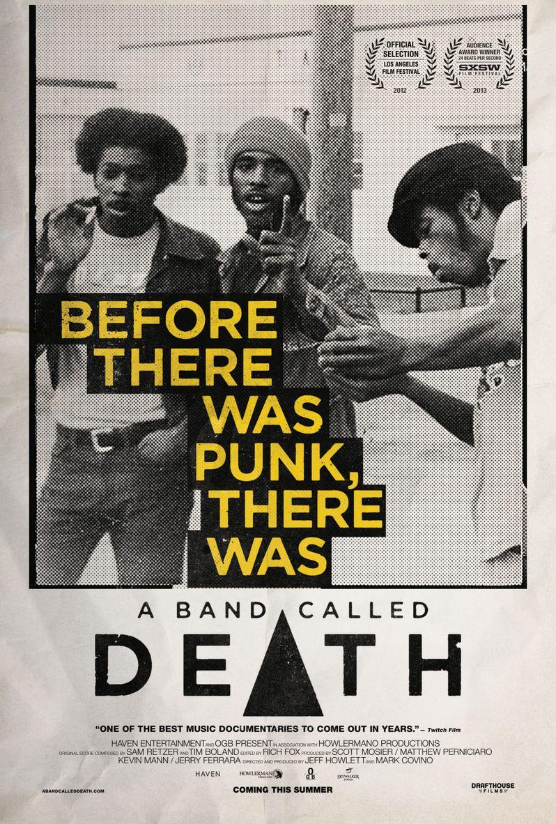 <strong><em>A Band Called Death</em></strong> Poster