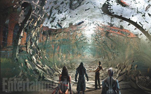 <strong><em>X-Men: Apocalypse</em></strong> Concept Art