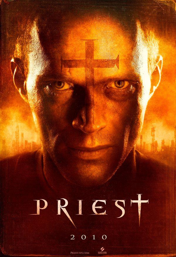 <strong><em>Priest</em></strong> Poster