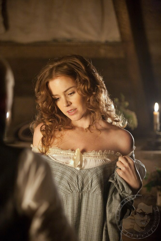 Isla Fisher in <strong><em>Burke and Hare</em></strong>