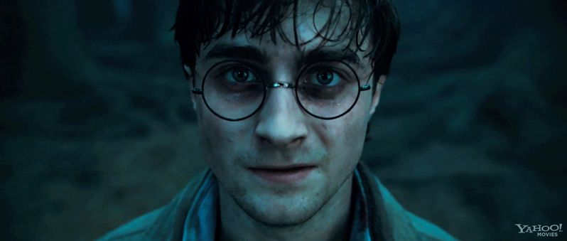 Harry Potter and the Deathly Hallow Trailer Still #5
