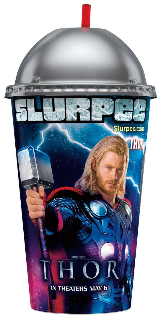 <strong><em>Thor</em></strong> Slurpee Photos #6