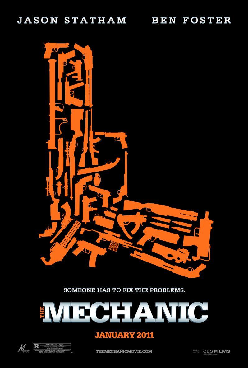 <strong><em>The Mechanic</em></strong> poster