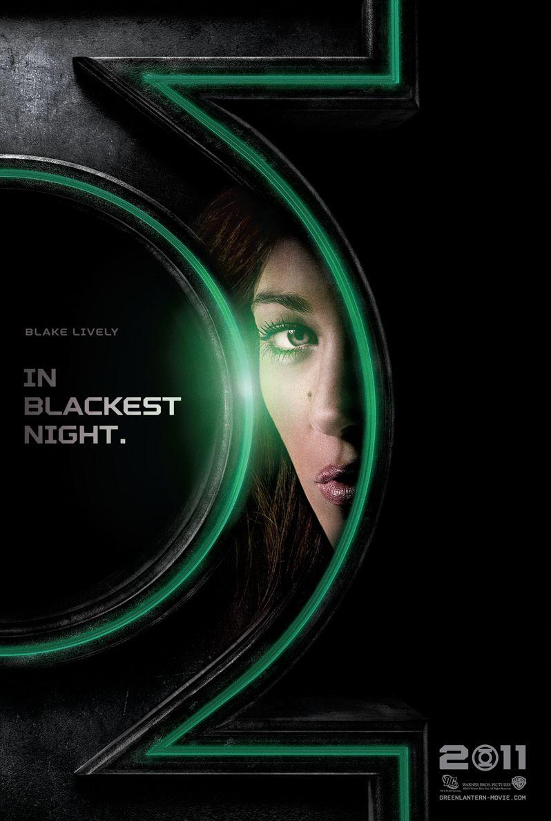 Black Lively As Carol Ferris in <strong><em>Green Lantern</em></strong>