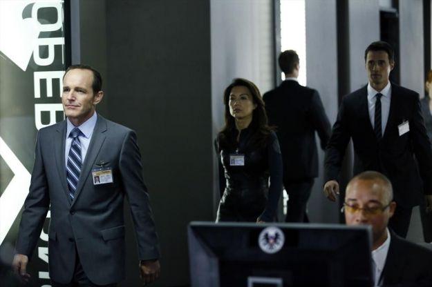 <strong><em>Marvel's Agents of S.H.I.E.L.D.</em></strong> The Hub Photo 4